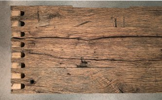 exceptional old oak top